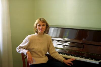 Евгения Кудряшова, композитор
